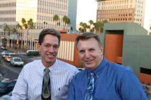Tony Ray Baker and Darren Jones, Tucson Realtors with Tierra Antigua Realty