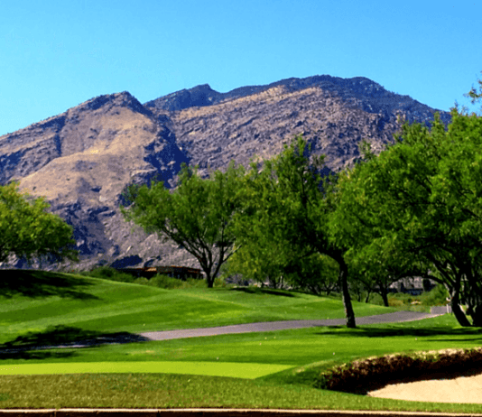 We Love to Play Golf Year Round on Tucson's Award-Winning Courses