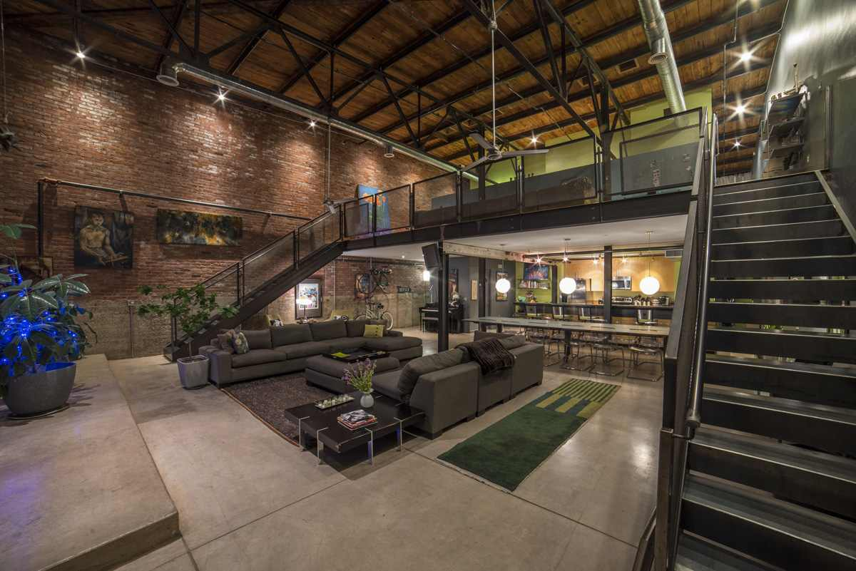 Wonderful Ice House Lofts in Millville