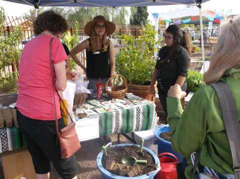 Desert Foods Festival