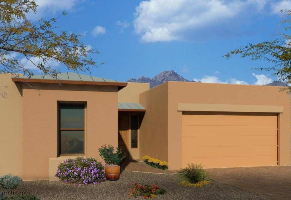 Homes With Green Features See Tucson Homes
