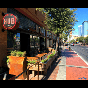 The Hub is a Fixture of Downtown Tucson