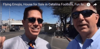 Flying Emojis, House for Sale in Catalina Foothills, Fun for the Weekend, Bonsai and Kinetic Art