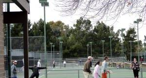 Reid Park Tennis Courts
