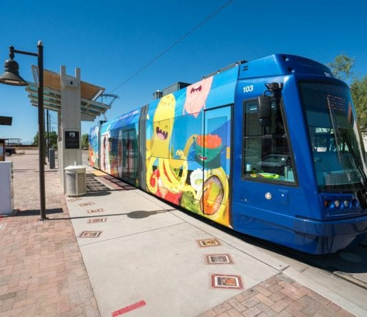 New Homes for Sale Near the Light Rail